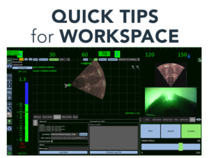 Image showing Quick Tips for Workspace